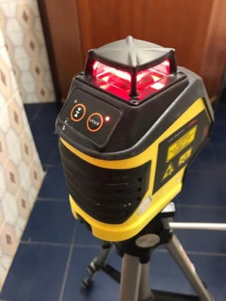 nivel laser autonivelante perimetral