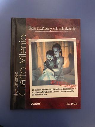 Libro-Dvd cuarto milenio: los niños y el misterio