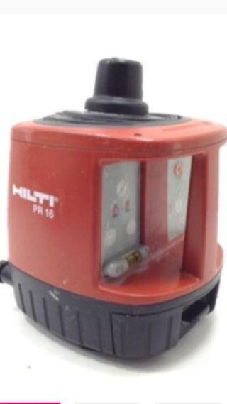 nivel laser HILTI PR 16