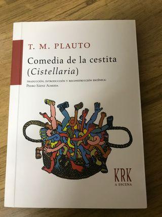 Comedia de la Cestita, T.M. Plauto