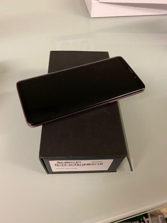 Samsung galaxy S9 64Gb Lila