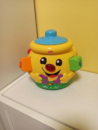 juguete Fisher-price