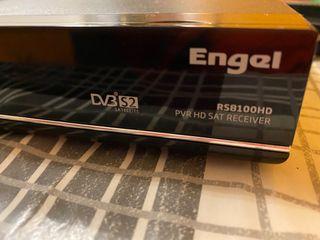 Decodificador satélite Engel RS8100HD