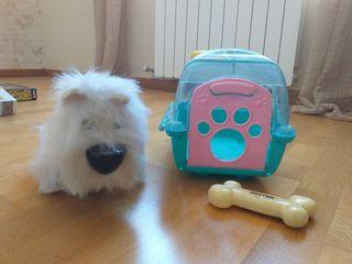 Juguete Perro peluche Interactivo.