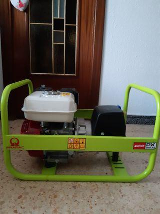 GENERADOR ELÉCTRICO PRAMAC PX2600