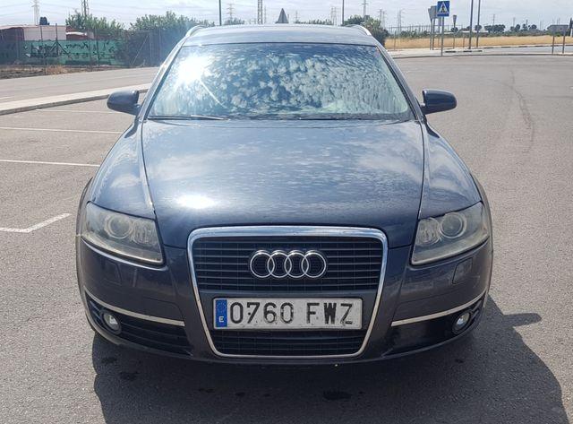 Audi A6 avant 2.0TDI 140cv!