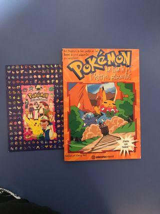 """Pokémon """"La isla de los Pokemon gigantes"""""""