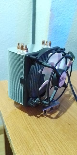 Ventilador CPU AM3/AM3+ o equivalente a Phenom II