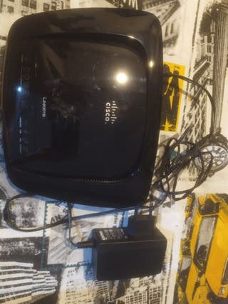 Router wifi Cisco