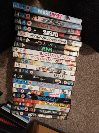 dvds bundles..