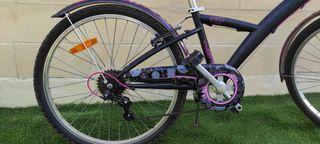 "bicicleta 24"""