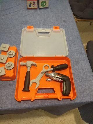 Caja herramientas Ikea