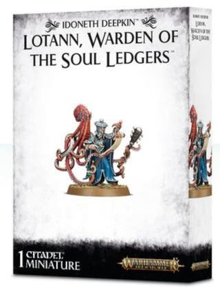 Lotann idoneth warhammer
