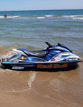 gpr 1300 moto de agua