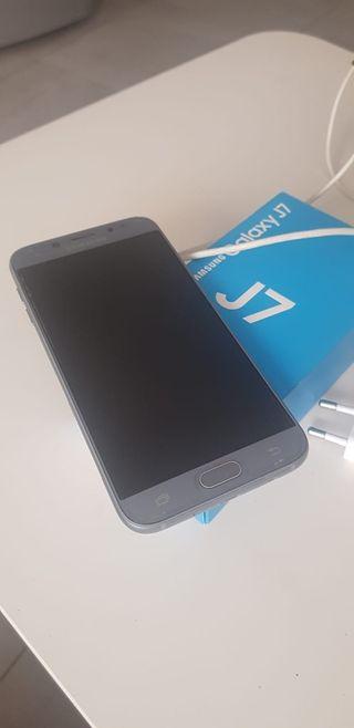 Samsung J7 2017 azul dual sim
