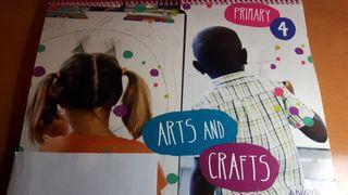 Arts and crafts. 4° primaria. SIN ESTRENAR