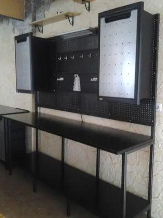 Mobiliario de Taller Nuevo