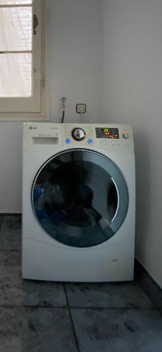 Lavadora LG para reparar