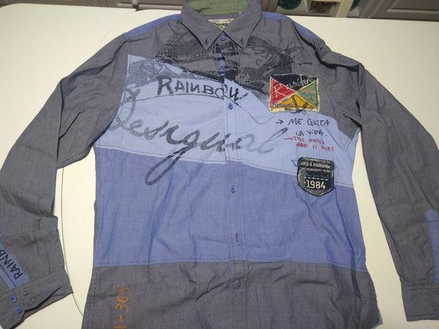 camisa DESIGUAL