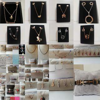 joyas en acero inoxidables 100 %acero