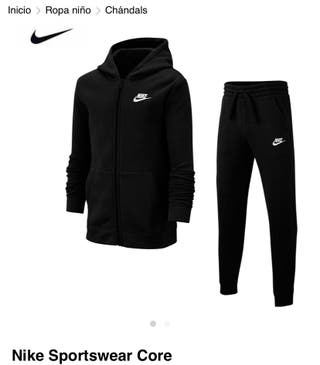 Chándal Nike Sportwear Core
