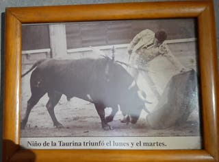 Foto de Niño de la Taurina