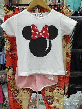 Conjunto de Minnie