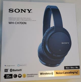 Auriculares Sony WH-CH700N