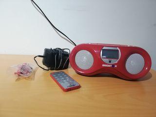 Radio pequeña brigmton