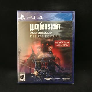 Wolfenstein: Youngblood Deluxe Edition PS4 (Nuevo)