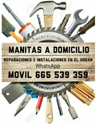Manitas Montador e instalador
