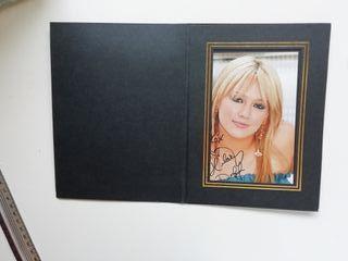 Postal Hilary Duff