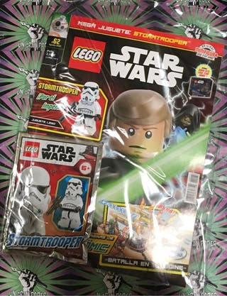 REVISTA LEGO STAR WARS #62 STORMTROOPER