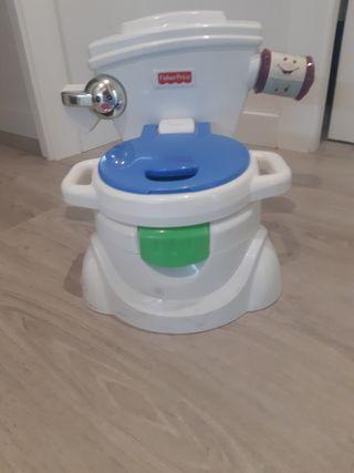wc infantil