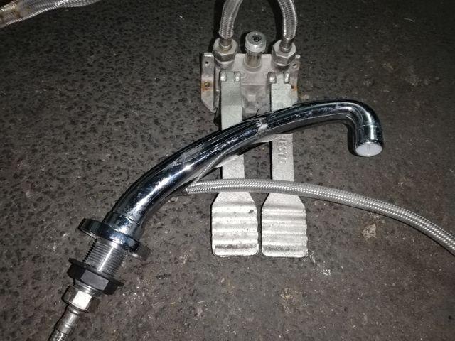 grifo de pedal completo