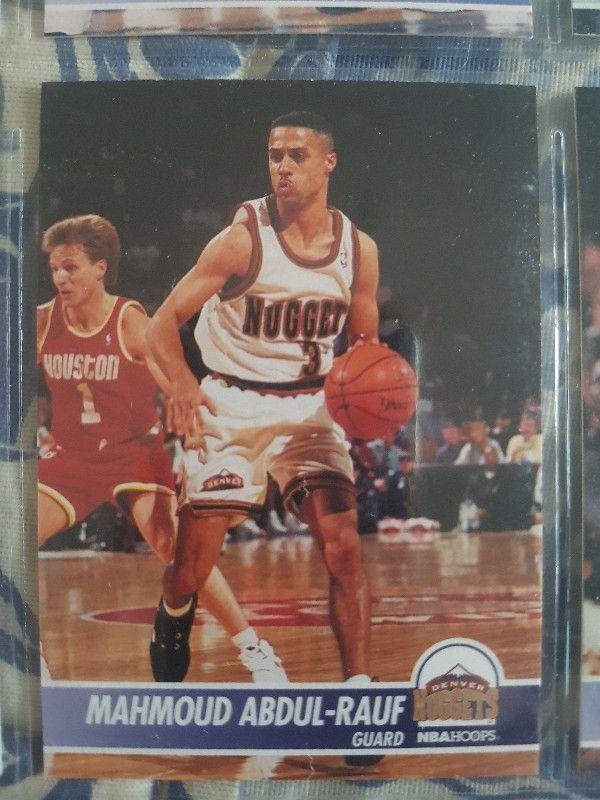 Trading card MAHMOUD ABDUL-RAUF (Denver) #48