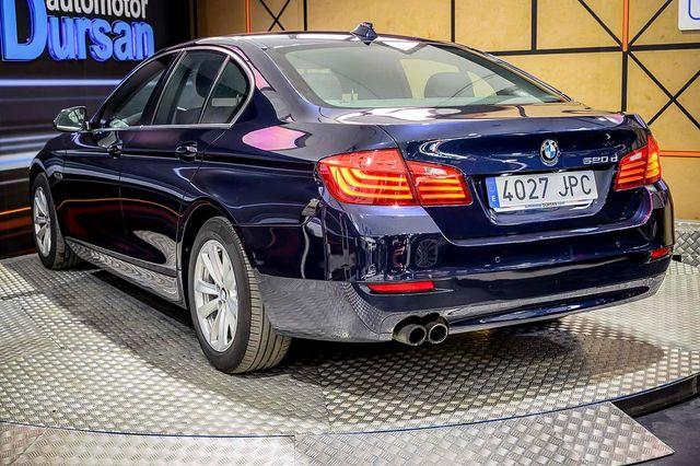 BMW 520 AUTO NAVI BLUETOOTH CAMARA XENON