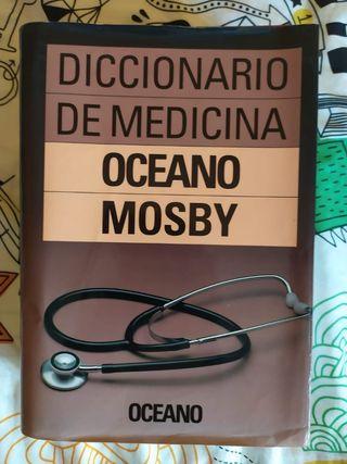 Diccionario Mosby salud