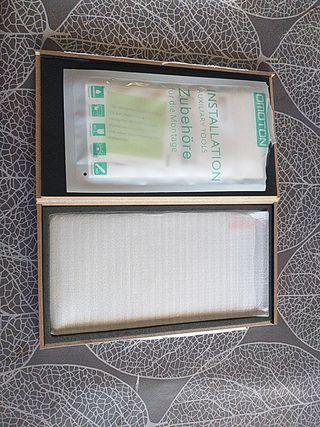 Pack de 2 protectores de pantalla; Samsung J7