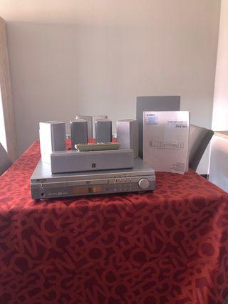 Home cinema Yamaha DVX-S60 5.1