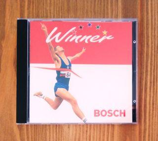 CD Winner - canciones motivadoras