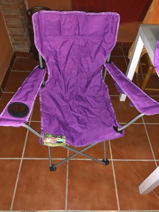 silla plegable playa, camping
