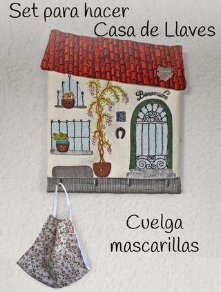 Set casa de llaves andaluza