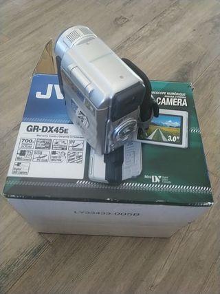 Camara digital video JVC