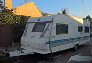 Caravana Hobby 540 UK Excellent (hasta 6 personas)