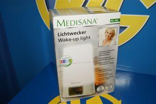 Medisana WL 450 45105, Despertador - Luz y Alarma