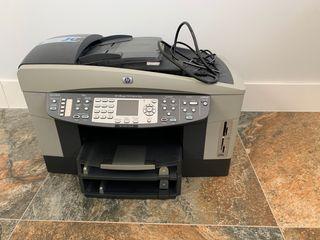 Impresora multifuncion escáner fax