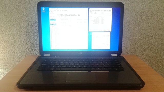 HP Pavilion G6 AMD A4-3300