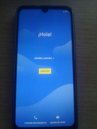 smartphone MOTOROLA MOTO E6 PLUS 4GB + 64 GB