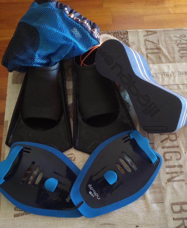 pack natación